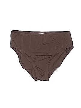 Tropical Escape Swimsuit Bottoms Size 14