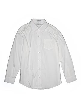 Van Heusen Long Sleeve Button-Down Shirt Size 16