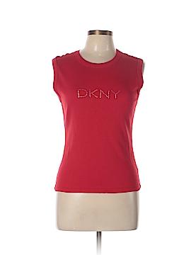 DKNY Sleeveless T-Shirt Size L