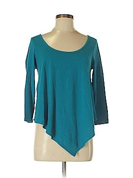 Moda International 3/4 Sleeve T-Shirt Size M