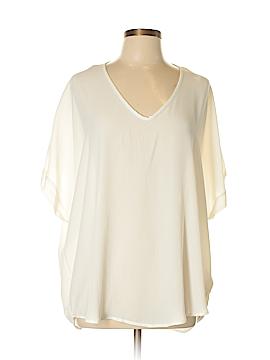 Alya Short Sleeve Blouse Size XL