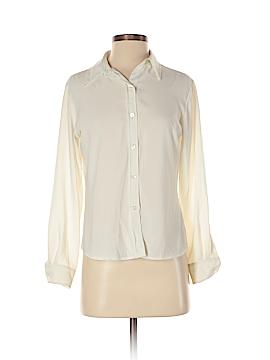 Talbots Long Sleeve Blouse Size 2 (Petite)