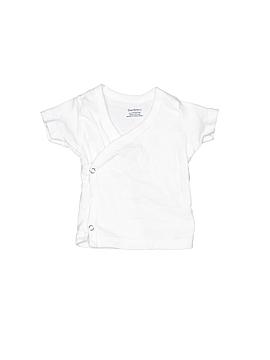Gerber Short Sleeve Button-Down Shirt Size 0-3 mo