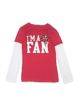 Reebok Long Sleeve T-Shirt Size 10 - 12