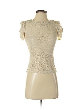 Lola Short Sleeve Blouse Size XS