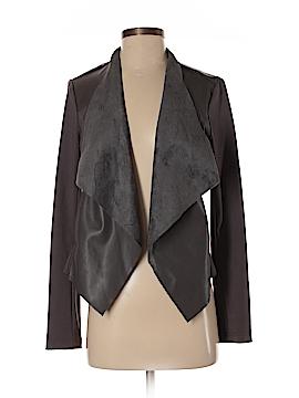 Edyson Faux Leather Jacket Size S
