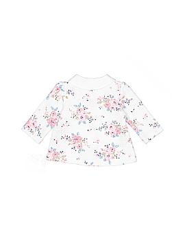 Little Me Long Sleeve Button-Down Shirt Size 3 mo