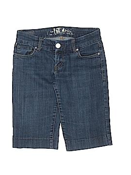 !It Jeans Denim Shorts 26 Waist