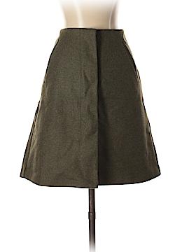 Stile Benetton Wool Skirt Size 42 (IT)