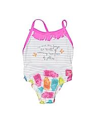 Boboli Girls One Piece Swimsuit Size 12 mo