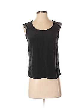 Adriano Goldschmied Sleeveless Silk Top Size XS