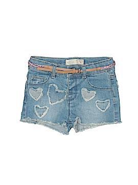 Zara Denim Shorts Size 9-12 mo