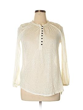 Lucky Brand Long Sleeve Button-Down Shirt Size 1X (Plus)