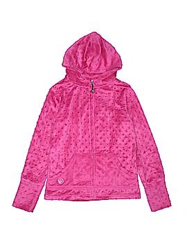 Limeapple Fleece Jacket Size 10 - 12