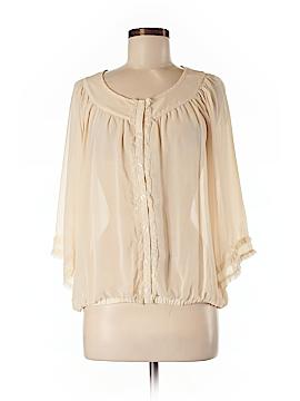 XXI 3/4 Sleeve Blouse Size M