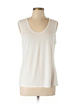 J. Crew Sleeveless T-Shirt Size L