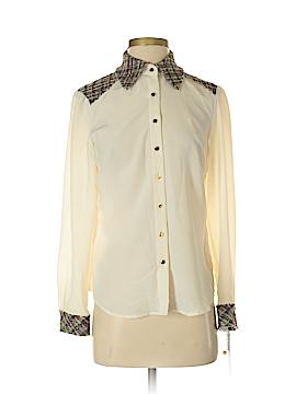 Antonio Melani Long Sleeve Blouse Size XS