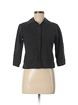 Club Monaco 3/4 Sleeve Button-Down Shirt Size S (Petite)