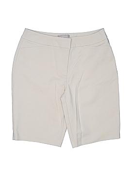 Chico's Khaki Shorts Size Sm (0)