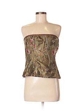 Ralph Lauren Sleeveless Silk Top Size 10