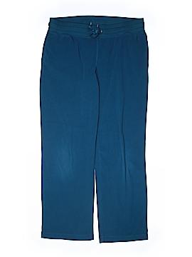 Danskin Now Fleece Pants Size 12 - 14