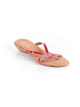 Toscanella Sandals Size 8