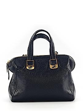Fendi Leather Satchel One Size