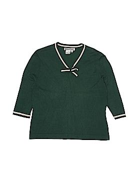 Winter Silks Silk Pullover Sweater Size S