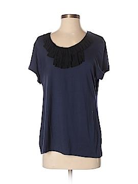 Alfani Short Sleeve Top Size L (Petite)
