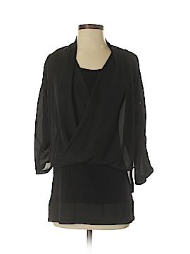 Patrizia Luca 3/4 Sleeve Blouse Size S