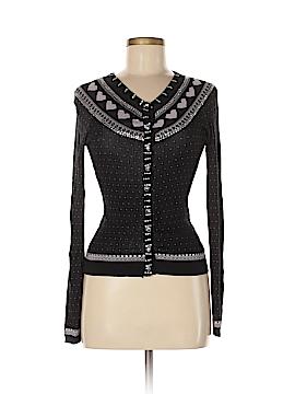 Alannah Hill Silk Cardigan Size 8