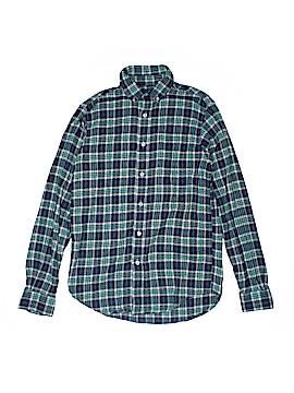 Class Club Long Sleeve Button-Down Shirt Size 14/16