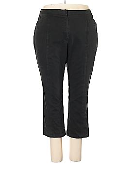 Caslon Khakis Size 18 (Plus)