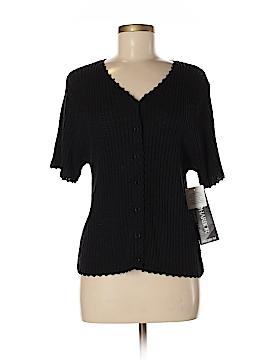 Sag Harbor Silk Cardigan Size M
