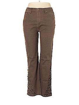 DG^2 by Diane Gilman Jeans Size 12