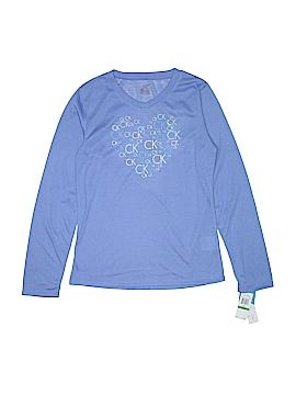 Calvin Klein Long Sleeve T-Shirt Size 14