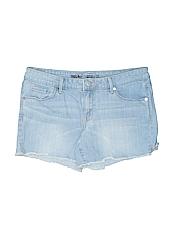 Mossimo Women Denim Shorts Size 8
