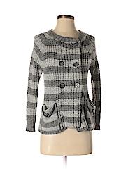 BCBGMAXAZRIA Women Wool Cardigan Size XS