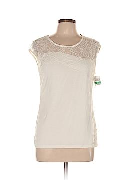 T Tahari Short Sleeve Top Size L