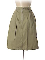 L.L.Bean Women Casual Skirt Size 6 (Petite)