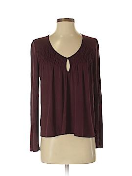 Anama Long Sleeve Top Size S