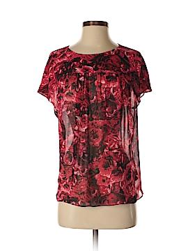 Giambattista Valli for Impulse Short Sleeve Blouse Size M
