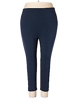 Roaman's Active Pants Size 18 (L) (Plus)