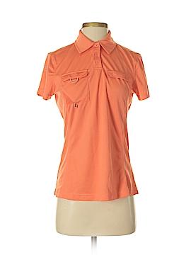 Gander Mtn Short Sleeve Polo Size M