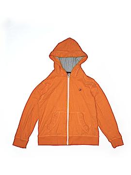 Tommy Hilfiger Zip Up Hoodie Size 8 - 10