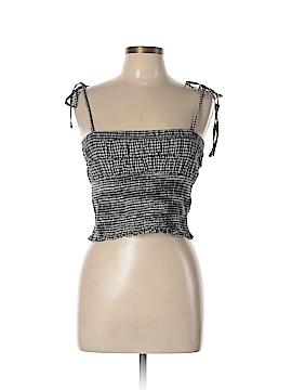 Trafaluc by Zara Sleeveless Top Size L