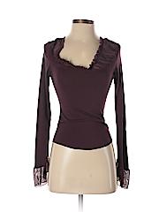 Follies Women Long Sleeve Top Size XS