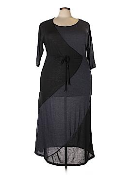 Delirious Casual Dress Size 2X (Plus)