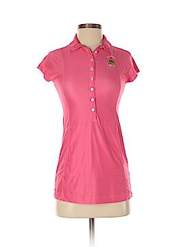 Nike Golf Short Sleeve Henley Size S