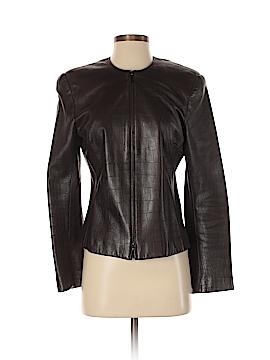 Doncaster Leather Jacket Size 2